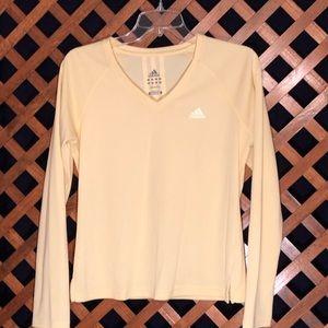 Adidas ClimLite Long Sleeve T-Shirt